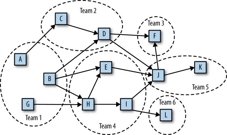 stosa organization chart